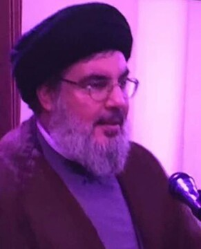 Al-Manar documentary shows friday Sayyed Nasrallah in person addressing fighters on eve of Qusseir Battle
