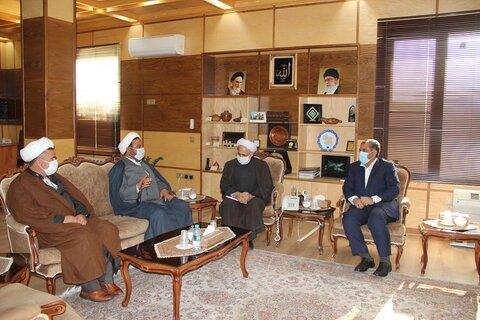 سفر رئیس کمیته فرهنگی و آموزشی ستاد مرکزی اربعین کشور