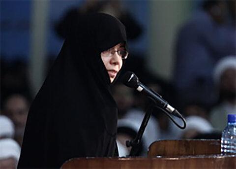 زهرا راستی، عضو شورای سیاستگذاری حوزههای علمیه خواهران