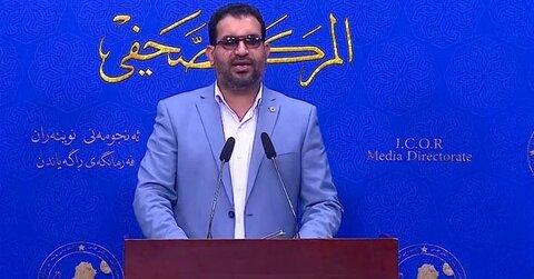 فالح الخزعلی نماینده مجلس عراق