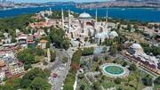 بازدید بیش از ۱.۵ میلیون نمازگزار از ایاصوفیه، پس از بازگشایی به عنوان مسجد