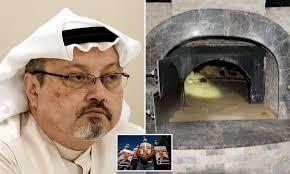 Team of forensic police in Khashoggi murder check tandoori oven at Saudi embassy