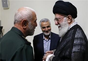 خاطره جالب سردار سلیمانی از آخرین دیدار با شهید همدانی