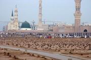 سعودی حکومت کا روضہ رسول (ص) کو یکم ربیع الاول سے زائرین کے لیےکھولنے کا اعلان