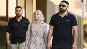 Australian man jailed after stomping on pregnant Muslim woman