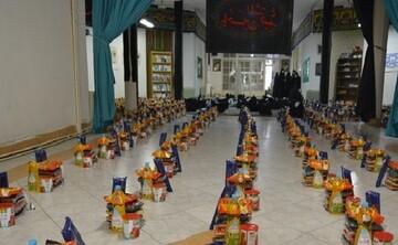 ۲۰۰۰ بسته معیشتی و لوازم التحریر در استان البرز توزیع شد