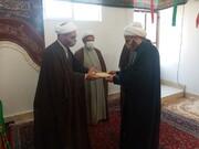 «پناهی» مدیر مدرسه علمیه حجت بن الحسن(عج) درهشهر شد