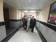 تصاویر/ تجلیل از خانواده شاهد دانشگاه آزاد کاشان