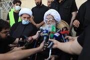 آیت اللہ العظمی حافظ بشیر نجفی کا قندھار افغانستان میں ہوئےدہشتگردانہ حملے کی سخت مذمت