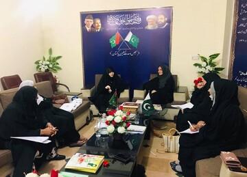 اسلام آباد، ایم ڈبلیو ایم شعبہ خواتین کی مرکزی کابینہ کا 2 روزہ اجلاس + تصاویر