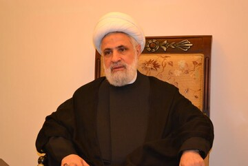 Sheikh Qassem: Palestinian people spearheads resistance on way of liberating Al-Quds