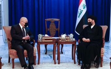 السيد عمار الحكيم يشدد على إقرار القانون الخاص بالناجيات من داعش
