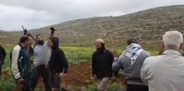 Israeli settlers assault two Palestinians near Nablus