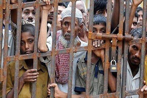 مسلمانان روهینگیایی