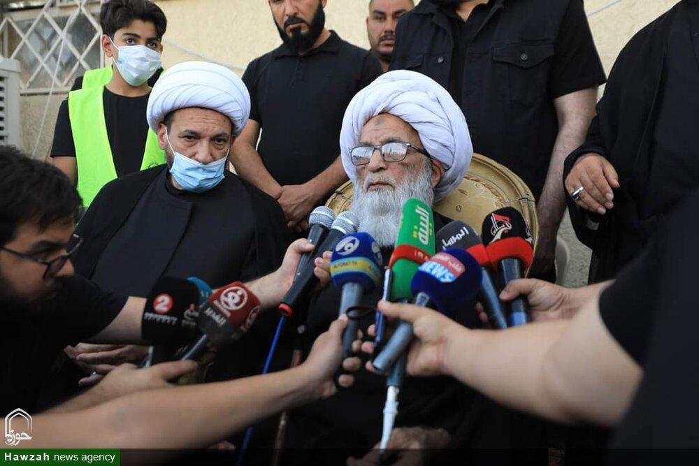 جامعه بین الملل و کشور های اسلامی امنیت ملت مظلوم افغانستان را تأمین کنند