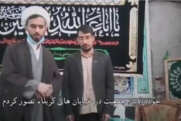 فیلم | درد دل روحانیون ایران با مردم عراق