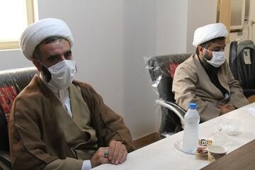 فعالیت ۳۰۰ بانوی طلبه جهادی در بوشهر