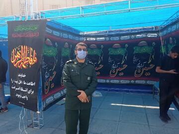 بین الحرمین شیراز میزبان زائرین حسینی