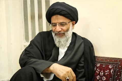 حجتالاسلاموالمسلمین سید محمد نبی موسوی فرد، نماینده ولیفقیه در خوزستان
