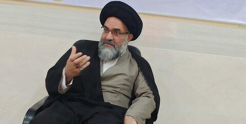 آیت الله سیدنصیر حسینی