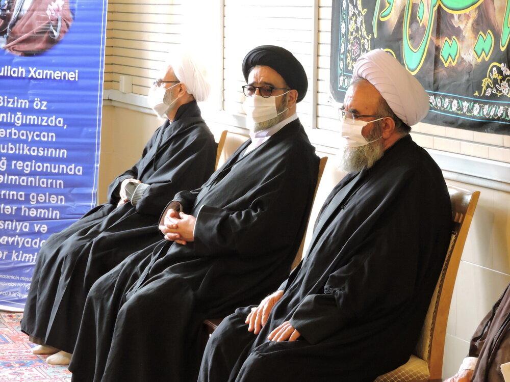 تصاویر / مراسم حمایت از مردم مسلمان قرهباغ در تبریز