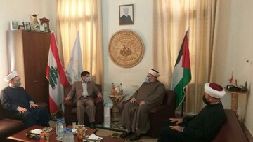 الشيخ الجبري: المشروع المقاوم وحده يهزم خطط الاستعمار والصهيونية