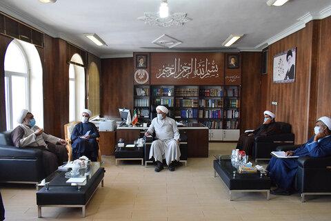 جلسه شورای تبلیغ استان بوشهر