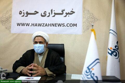 حجت الاسلام صفدر پناهی - مدیر حوزه علمیه کهگیلویه و بویراحمد
