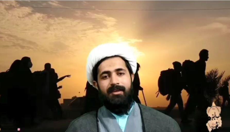 فیلم | درخواست یک مبلغ جهادی از مردم