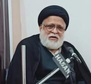 اسلام کربلا سے ہے اور کربلا حضرت زینب (س) سے، مولانا سید صفی حیدر زیدی
