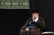 إقامة مراسم قراءة زيارة الاربعين بحضور قائد الثورة الاسلامية