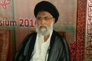 خبر غم، حجت السلام علامہ سید حبدار حسین نقوی انتقال کر گئے