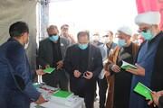 قدردانی مسئولان قضایی قزوین از اقدام حوزه علمیه