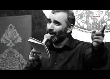 """نماهنگ """"یازوار"""" اثری از ناصر آیینی"""