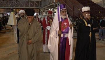 امام حسین (ع) نماد تمامی مذاهب است