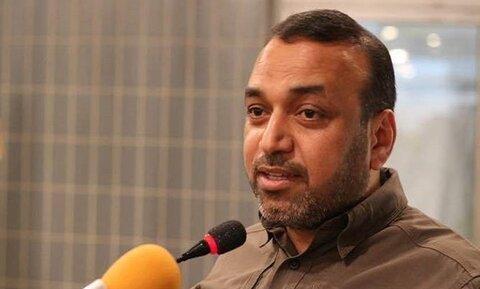 احمد الاسدی رئیس فراکسیون السند عراق