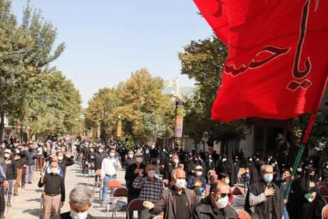 تصاویر/ برگزاری مراسم جاماندگان اربعین حسینی در همدان
