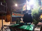 تشکیل گروه جهادی اولین شهید مدافع حرم ایل قشقایی