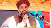 رئیس جنبش اهلسنت پاکستان: با ترویج برادری میتوان افراطگرایی را از بین برد