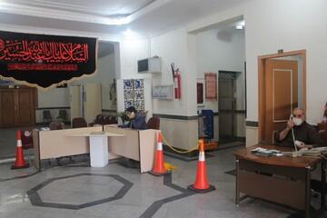 خدمات اداره کل تبلیغات اسلامی قم غیرحضوری شد
