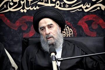 آية الله المدرسي يدعو إلى إيجاد حلول جذرية للواقع الإداري والإقتصادي في العراق