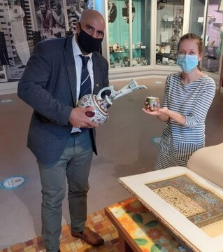 Arts of Islam to be exhibited in Worcester