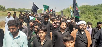 سجاول، چہلم شہداء کربلا کے جلوس کو ریلی بتا کر پولیس کی طرفسے 50 سے زائد افراد پر ایف آئی آر درج