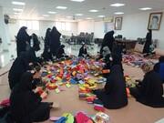 توزیع ۱۶۰۰ بسته لوازمالتحریر برای دانش آموزان نیازمند خوزستانی