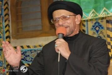 خطیب معروف نجف اشرف درگذشت + زندگی نامه