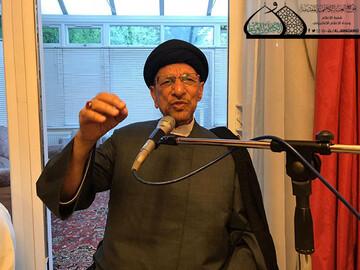 شخصیت های عراقی درگذشت خطیب حسینی را تسلیت گفتند