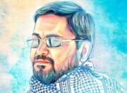 پیام امام جمعه قزوین در پی بازگشت پیکر شهید مدافع حرم زکریا شیری