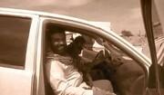 فیلم   شور و شعف شهید مجید سلیمانیان هنگام اعزام به خان طومان