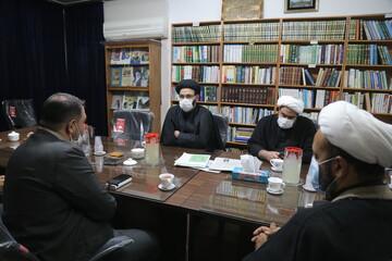 تفاوت امام و مدیر / رسانه حوزه، نمونه موفق امام محله را به تصویر بکشد