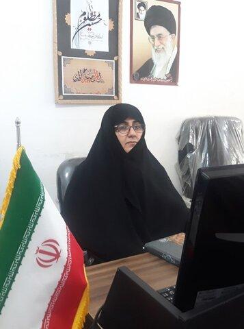 خانم طاهری مدیر